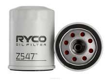 Z547 RYCO OIL FILTER FIT Nissan PATROL Y62 Petrol V8 5.5 VK56VD 02/13-on