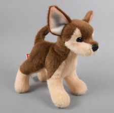"New DOUGLAS TOY Plush Pepito Chihuahua Cream and Brown 8"" Dog"