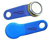 Blue Magnetic Dallas Key EPOS Fob Fobs ibutton 1-wire
