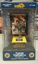 Mario Lemieux Sports Illustrated NHL Collection Fine Pewter Figure NEW W/COA