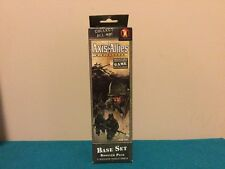 A&A Axis & Allies Miniatures Base Set Booster Pack from Case NEW & SEALED Avalon