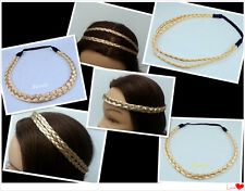 Cute Alice Style Headband 3 Styles Of Lot Synthetic Wig Braided Hair Accessories