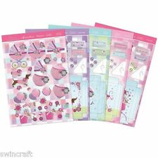 Hunkydory Patchwork Frame Cards  Die-Cut Kit  FAB105 *