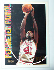 CARTE NBA BASKET BALL 1995 PLAYER CARDS GLEN RICE (207)