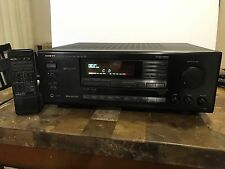 Onkyo R1 - TX-SV525 Audio Video Control Phono Tape Cd Tuner Receiver Amplifier