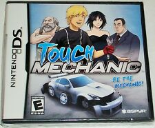 Touch Mechanic  (Nintendo DS, 2009)