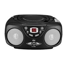 Etec EFL236 Portable CD Player With AM/FM Stereo