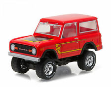 Greenlight 1/64 All Terrain 1977 Ford Bronco - Series 4