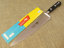 Rowoco Four Star Elephant Sabatier Stainless Steel 8 inch Chef Knife, INOX - NOS
