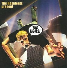 The Ughs! by The Residents (CD, Dec-2009, Music Video Distributors, Inc.)