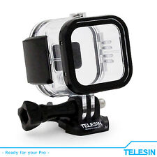 Telesin - Waterproof Case Underwater 60M Protective Housing for GoPro Session