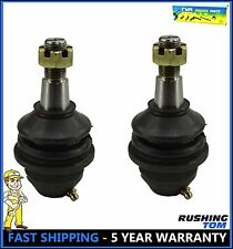 Chevy K1500 K2500 K3500 Suburban Tahoe GMC (2) Front Lower Ball Joints