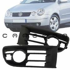 For 2001-2005 VW Polo 9N Front Bumper Fog Light Lower Side Grill Vent Pair