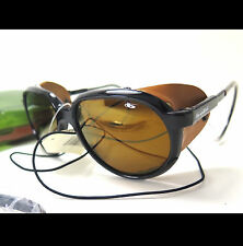 VINTAGE BOLLE 8161 FRANCE MINTY SUNGLASSES GLACIER CLIMBING MOUNTAINEERING SKI
