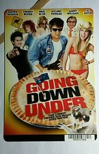 GOING DOWN UNDER TAYSHUS BOXER W HE KAVAL MINI POSTER BACKER CARD (NOT A movie )