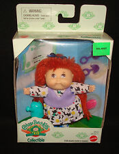 1995 Mattel Cabbage Patch Kids Baby Mini Wilona Jane Doll SEALED in BOX