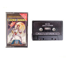 Space Hunter For Commodore 64 C64 1985 Cassette Game. Space Sim.
