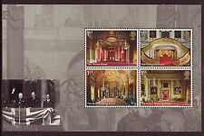 GREAT BRITAIN 2014 BUCKINGHAM PALACE BOOKLET PANE  UM, MNH