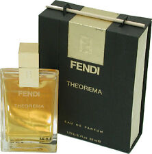 Fendi Theorema Eau de Parfum  ml 50 spray  Limited Edition