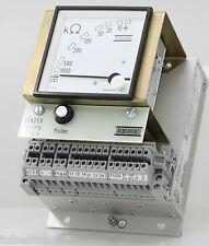 Bender GH500-1/5 Isolationsüberwachungsgerät für DC 0-500 Volt NEU NEW 115 Volt