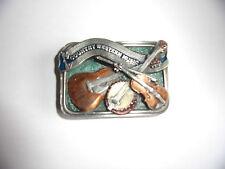 Vintage 1984 Belt Buckle made by Bergamot in USA C150
