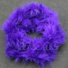 2 Meters Colorful Marabou Feather Boa For Burlesque Boas Fancy Dress Party Hot