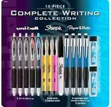 Writing Set Complete Collection 15 Pc.Office Supply  Business Home School Office