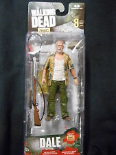 "The walking dead ""dale"" action figure. série 8 (McFARLANE) neuf"