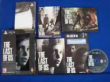 ps3 LAST OF US The Limited ELLIE EDITION** Action Survival Game Playstation PAL