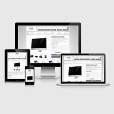 eBay Auktionsvorlage Avis Silber Responsive Design HTML Template Vorlage