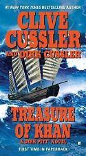 Acc, Treasure of Khan (A Dirk Pitt Novel), Clive Cussler, Dirk Cussler, 04252182