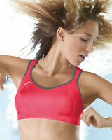 New 4490 Shock Absorber Support High Impact Sports Bra S4490 Red VARIOUS SIZES