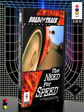 THE NEED FOR SPEED GIOCO USATO IN BUONO STATO PANASONIC 3DO NTSC AMERICANO JM