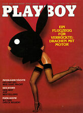 Playboy Juli/07/1980    Laura Gemser & Barbara Hain*