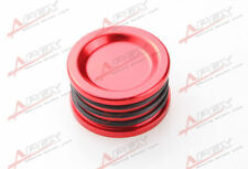 RED ANODIZED ALUMINUM RACING CAM/CAMSHAFT SEAL FOR HONDA B16 B18 B20 H22 H23