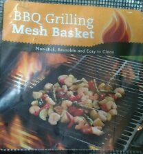BBQ Grill Mesh Non-stick Grilling Basket