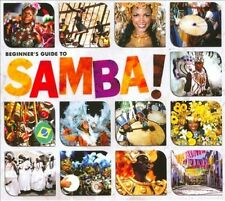 BEGINNER'S GUIDE TO SAMBA NEW CD