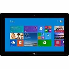 Microsoft Surface 2 32GB 10.6-inch Touchscreen Windows RT Wi-Fi Tablet Black