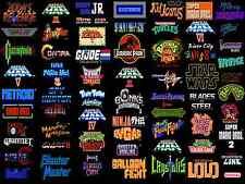 A4 Retro Gaming Cartel – Colección De Juegos Nes (Xbox 360 Ps3 Wii Nintendo Sega)