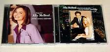 2 CD SET VONDA SHEPARD - SONGS FROM ALLY MCBEAL & FOR ONCE IN MY LIFE