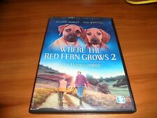 Where the Red Fern Grows - Part 2 The Homecoming (DVD) Wilford Brimley Used