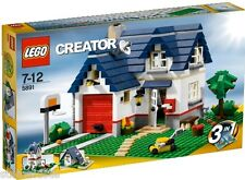 LEGO ® CREATOR-Maison avec Garage 5891 apple tree House Nouveau & OVP