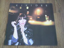KIKI DEE - SELF TITLED LP 1977 A1 B1 FACTORY SAMPLE BARELY PLAYED EX+