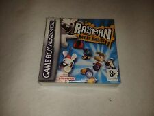 RAYMAN RAVING RABBIDS GAMEBOY ADVANCE GBA NINTENDO PAL EUR NEUF SOUS BLISTER