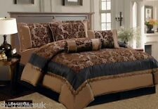 IMPERIAL New Luxurious 7pcs Comforter Set (Size Double)