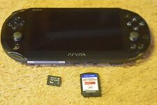 Sony PlayStation Slim PS Vita 2001 WiFi  - includes Need For Speed - Most Wanted
