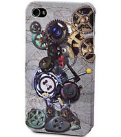 Disney Parks Mickey Mouse Steampunk iPhone 4/4S Clip Case/Cover & Screen Guard