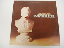Mahler - THE MOVIE SOUNDTRACK - LP record
