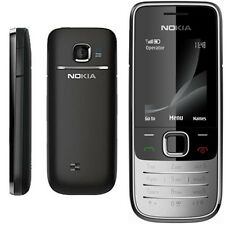 New Classic Nokia 2730 Unlocked 3G Silver Mobile Phone Bar Cheap Camera WCDMA