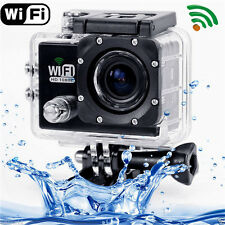 "Waterproof SJ6000 Action Sport Camera 2.0"" WIFI HD 1080p 12MP DV Camcorder 30M"